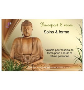Passerport Soins & forme