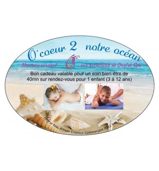 O'coeur 2 notre océan pour enfant