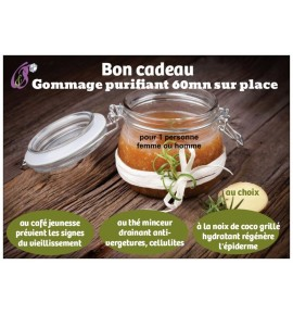 Gommage purifiant 60mn