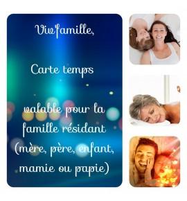 """Viv'famille carte temps 60"""""""
